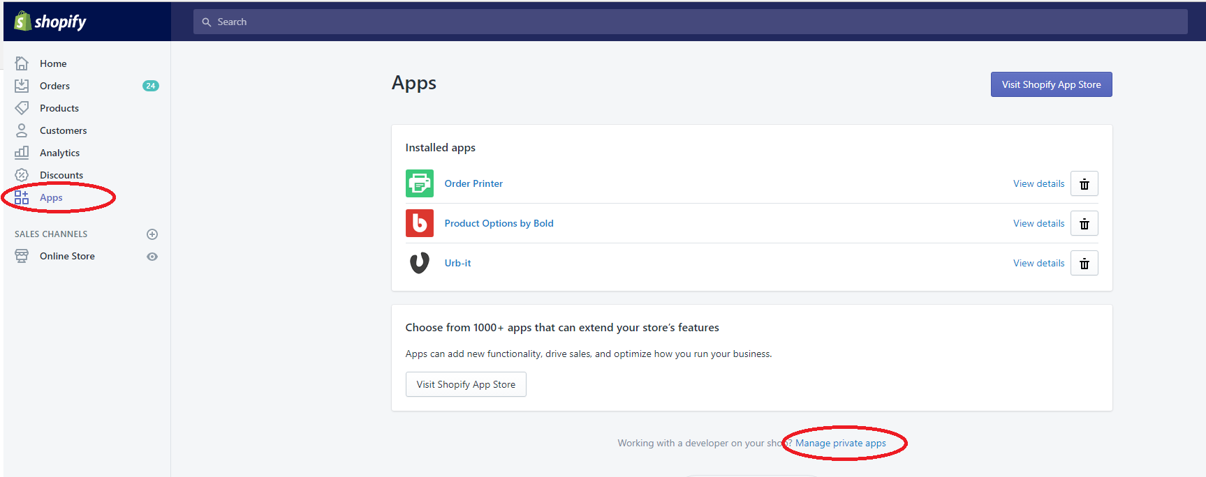 Shopify Integration – MintSoft - Support